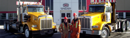 Standard General Inc - Paving Contractors - 403-255-1131
