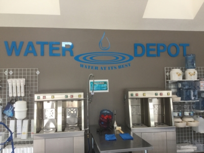 The Water Depot - Water Treatment Equipment & Service