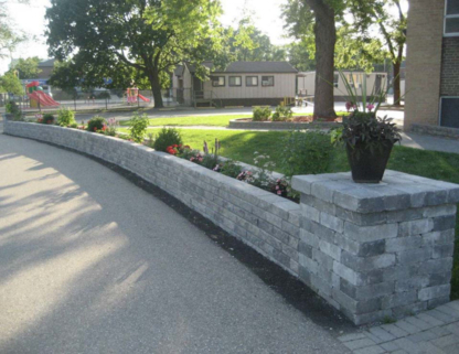 Wally's Landscaping - Landscape Contractors & Designers - 416-856-6577