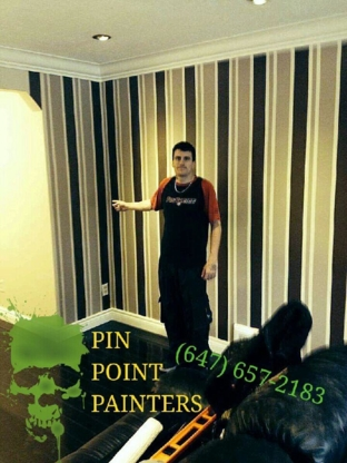 Pin-Point Painters - Plastering Contractors - 416-428-0775