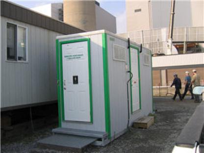 Halco Portables - Portable Toilets