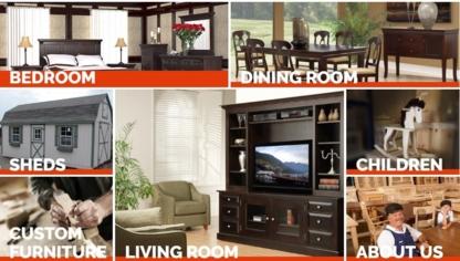 Mennonite Furniture & Gifts Inc - Furniture Stores - 519-622-7041
