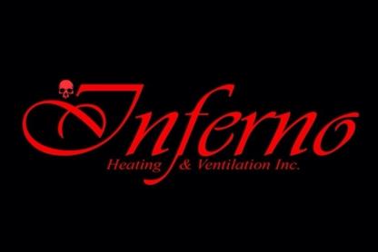 Inferno Heating & Ventilation Inc - Heating Contractors - 403-991-1939