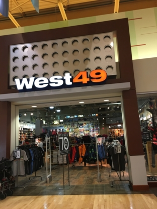 West 49 - Sporting Goods Stores - 403-295-2280