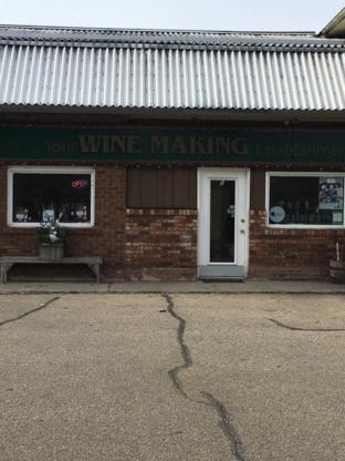 Wine Not - Producteurs de vin - 705-687-6888