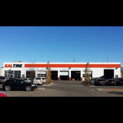 Kal Tire - Tire Retailers - 587-200-9721