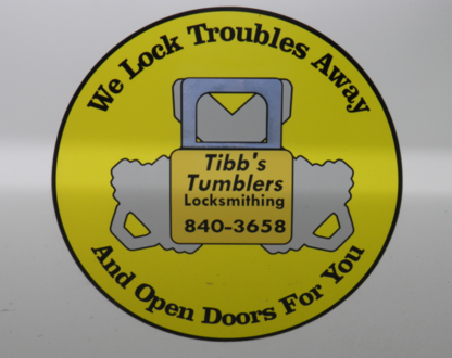 View Tibb's Tumblers Locksmithing's Aylesford profile