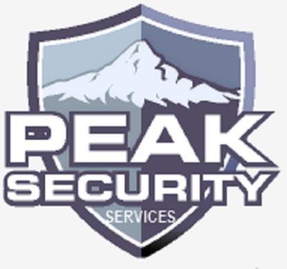 Peak Security Services - Patrol & Security Guard Service - 250-426-4314