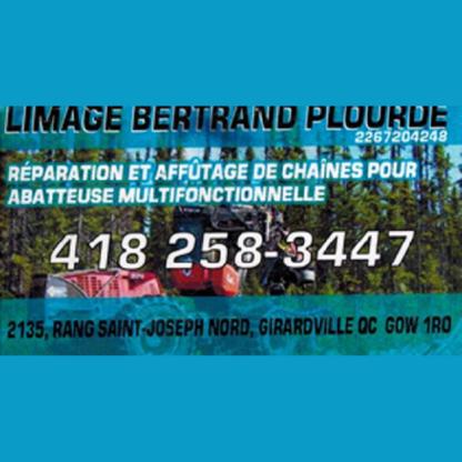Limage Bertrand Plourde - Saw Sharpening & Repair - 418-258-3447