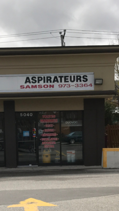 Voir le profil de Aspirateurs Samson - Châteauguay
