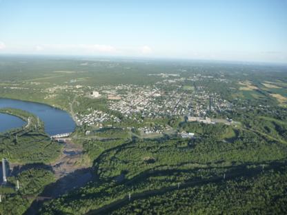 Parc de l'Île de Melville - Terrains de camping - 819-536-7155
