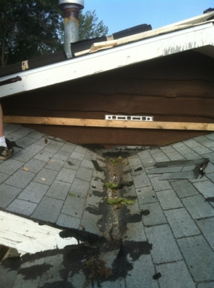 Taurus Contracting - Roofers - 780-361-5527