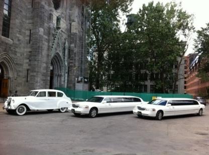 Elegance Limousine - Service de limousine - 450-937-5667