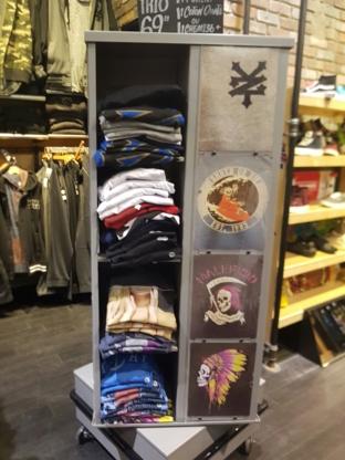 Amnesia - Sportswear Stores