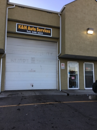 K & N Auto Services - Car Repair & Service - 403-248-2211