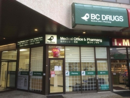 BC Drugs - Pharmacies