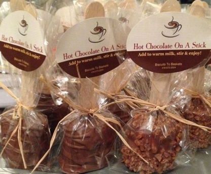 Biscuits To Baskets - Paniers-cadeaux - 416-573-2004