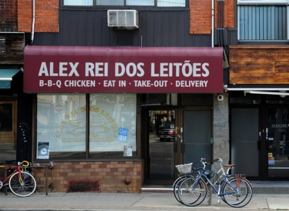 Alex Rei Dos Leitoes - Portuguese Restaurants - 416-537-3175
