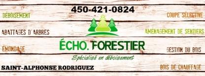 Voir le profil de Écho Forestier - Saint-Jean-de-Matha