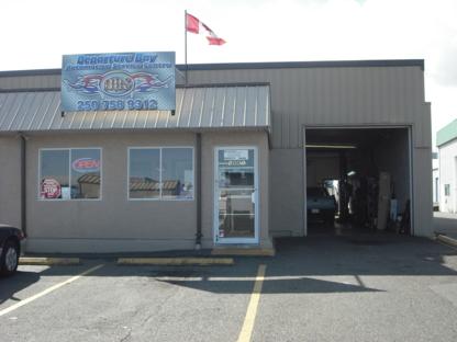View Departure Bay Automotive Service Centre's Nanoose Bay profile