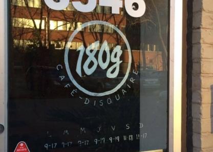 180g - Sandwiches & Subs