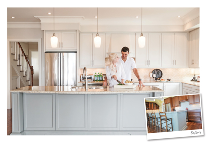 Kitchen Painters Inc - Kitchen Planning & Remodelling