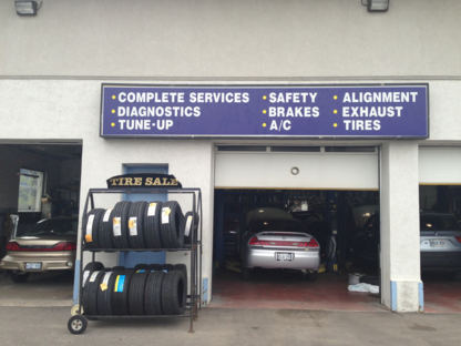 G B Autos - Car Repair & Service - 416-251-2500