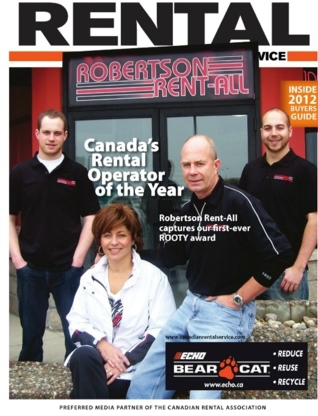 Robertson Rent-All - General Rental Service - 613-983-7368