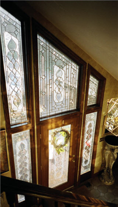 Stained Glass Artistry by Larry Gardner - Doors & Windows