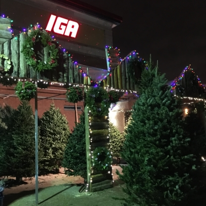 IGA - Grocery Stores - 450-466-3880