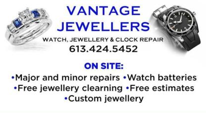 Voir le profil de Vantage Jewellers - Rockcliffe