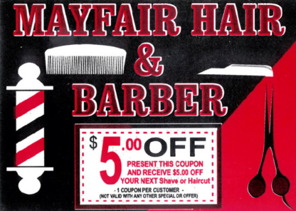 Mayfair Hair & Barber Ltd - Hairdressers & Beauty Salons