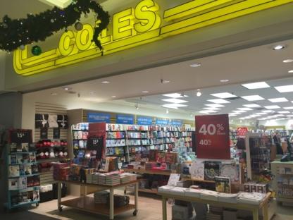 Coles - Book Stores - 514-631-5290