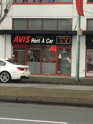 Avis Car Rental - Car Rental