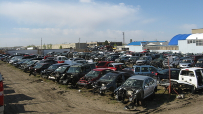 Allwest Auto Parts - Used Auto Parts & Supplies