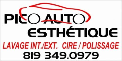 Pico Auto Esthétique - Réparation de carrosserie et peinture automobile - 819-349-0979