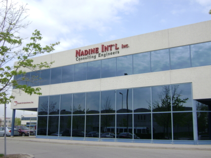 Nadine International Inc - Fire Protection Consultants