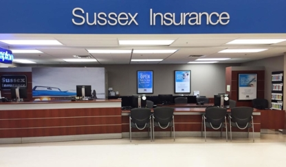 Sussex Insurance - Insurance - 250-562-6337