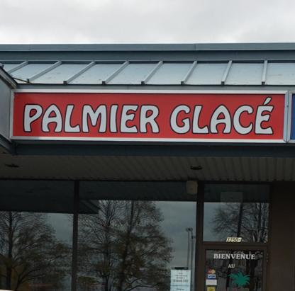 Le Palmier Glacé - Bars laitiers - 450-656-1958