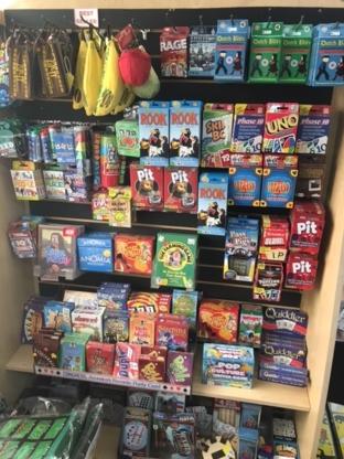 View Dufferin Games's Surrey profile
