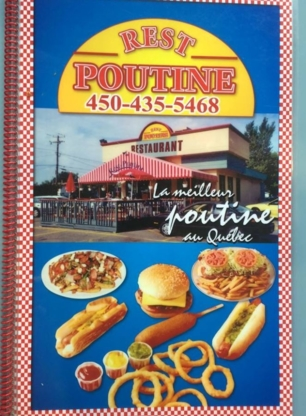 Rest-Poutine - Restaurants - 450-435-5468