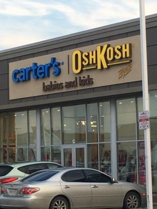 Carter's OshKosh - Magasins de vêtements pour enfants