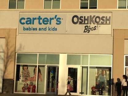 Carter's Oshkosh - Children's Clothing Stores
