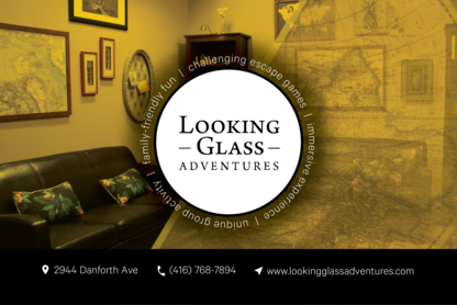View Looking Glass Adventures's Toronto profile