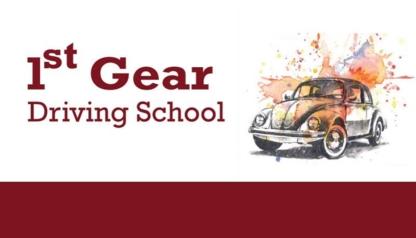 1st Gear Driving School - Écoles de conduite