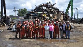 Allied Salvage & Metals Ltd - Scrap Metals