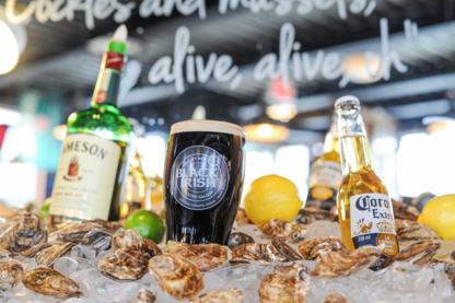 Black Irish Oyster Saloon - Pub - 416-261-5890