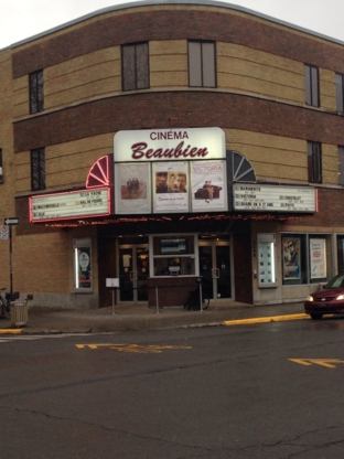 Cinema Beaubien - Movie Theatres - 514-721-6060