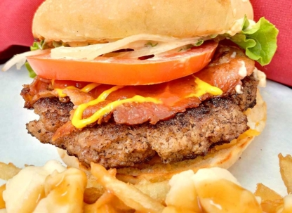 Wingburger - Take-Out Food - 647-951-9110