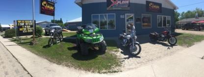 X-plode Motorsports - Pièces de motos et de scooters